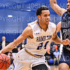 Hamilton College guard Kena Gilmour (24)<br /> <br /> 3/2/19 7:05:55 PM 2019 NCAA DIII Men's Basketball Championship Second Round:  Moravian College v #10 Hamilton College College at Margaret Bundy Scott Field House, Hamilton College, Clinton, NY<br /> <br /> Final:  Moravian 72   Hamilton 83 <br /> <br /> Photo by Josh McKee