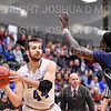 Hamilton College forward Andrew Groll (44)<br /> <br /> 3/2/19 7:05:23 PM 2019 NCAA DIII Men's Basketball Championship Second Round:  Moravian College v #10 Hamilton College College at Margaret Bundy Scott Field House, Hamilton College, Clinton, NY<br /> <br /> Final:  Moravian 72   Hamilton 83 <br /> <br /> Photo by Josh McKee