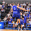 Hamilton College G/F Michael Grassey (11)<br /> <br /> 3/8/19 7:56:41 PM 2019 NCAA DIII Men's Basketball Championship Third Rd:  #9 Christopher Newport University v #10 Hamilton College at Margaret Bundy Scott Field House, Hamilton College, Clinton, NY<br /> <br /> Final:  CNU 75   Hamilton 67  <br /> <br /> Photo by Josh McKee