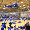 Margaret Bundy Scott Fieldhouse<br /> <br /> 3/8/19 8:19:03 PM 2019 NCAA DIII Men's Basketball Championship Third Rd:  #9 Christopher Newport University v #10 Hamilton College at Margaret Bundy Scott Field House, Hamilton College, Clinton, NY<br /> <br /> Final:  CNU 75   Hamilton 67  <br /> <br /> Photo by Josh McKee