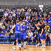 Hamilton College forward Andrew Groll (44)<br /> <br /> 3/8/19 7:55:30 PM 2019 NCAA DIII Men's Basketball Championship Third Rd:  #9 Christopher Newport University v #10 Hamilton College at Margaret Bundy Scott Field House, Hamilton College, Clinton, NY<br /> <br /> Final:  CNU 75   Hamilton 67  <br /> <br /> Photo by Josh McKee
