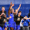 Team, Celebration<br /> <br /> 3/8/19 7:59:18 PM 2019 NCAA DIII Men's Basketball Championship Third Rd:  #9 Christopher Newport University v #10 Hamilton College at Margaret Bundy Scott Field House, Hamilton College, Clinton, NY<br /> <br /> Final:  CNU 75   Hamilton 67  <br /> <br /> Photo by Josh McKee
