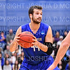 Hamilton College forward Andrew Groll (44)<br /> <br /> 3/8/19 8:05:53 PM 2019 NCAA DIII Men's Basketball Championship Third Rd:  #9 Christopher Newport University v #10 Hamilton College at Margaret Bundy Scott Field House, Hamilton College, Clinton, NY<br /> <br /> Final:  CNU 75   Hamilton 67  <br /> <br /> Photo by Josh McKee