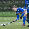 Hamilton College D/M Keeley Duran (3)<br /> <br /> 10/27/18 12:41:30 PM NESCAC Field Hockey Championship Quarterfinals:  #17 Trinity College vs #14 Hamilton College, at Goodfriend Field, Hamilton College, Clinton, NY<br /> <br /> Final:  Trinity 2   Hamilton 0<br /> <br /> Photo by Josh McKee