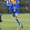 Hamilton College forward Michaela Giuttari (8)<br /> <br /> 10/27/18 12:42:47 PM NESCAC Field Hockey Championship Quarterfinals:  #17 Trinity College vs #14 Hamilton College, at Goodfriend Field, Hamilton College, Clinton, NY<br /> <br /> Final:  Trinity 2   Hamilton 0<br /> <br /> Photo by Josh McKee