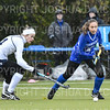 Hamilton College defender Brooke Talsania (2)<br /> <br /> 10/27/18 12:40:15 PM NESCAC Field Hockey Championship Quarterfinals:  #17 Trinity College vs #14 Hamilton College, at Goodfriend Field, Hamilton College, Clinton, NY<br /> <br /> Final:  Trinity 2   Hamilton 0<br /> <br /> Photo by Josh McKee