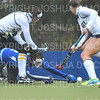 Hamilton College D/M Cat Donahue (22)<br /> <br /> 10/27/18 12:57:15 PM NESCAC Field Hockey Championship Quarterfinals:  #17 Trinity College vs #14 Hamilton College, at Goodfriend Field, Hamilton College, Clinton, NY<br /> <br /> Final:  Trinity 2   Hamilton 0<br /> <br /> Photo by Josh McKee