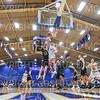 Hamilton College G/F Peter Hoffmann (30)<br /> <br /> 2/24/19 12:05:50 PM NESCAC 2019 Men's Basketball Finals:  #13 Amherst College v #8 Hamilton College at Margaret Bundy Scott Field House, Hamilton College, Clinton, NY<br /> <br /> Final:  Amherst 62   Hamilton 56 <br /> <br /> Photo by Josh McKee