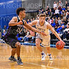 Hamilton College G/F Peter Hoffmann (30)<br /> <br /> 2/24/19 12:11:01 PM NESCAC 2019 Men's Basketball Finals:  #13 Amherst College v #8 Hamilton College at Margaret Bundy Scott Field House, Hamilton College, Clinton, NY<br /> <br /> Final:  Amherst 62   Hamilton 56 <br /> <br /> Photo by Josh McKee