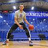Hamilton College guard Kena Gilmour (24)<br /> <br /> 2/16/19 2:26:21 PM NESCAC Men's Basketball Quarterfinals:  Colby College v #10 Hamilton College at Margaret Bundy Scott Field House, Hamilton College, Clinton, NY<br /> <br /> Final:  Colby 88   Hamilton 93<br /> <br /> Photo by Josh McKee