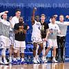 Team, Celebration<br /> <br /> 2/16/19 3:04:25 PM NESCAC Men's Basketball Quarterfinals:  Colby College v #10 Hamilton College at Margaret Bundy Scott Field House, Hamilton College, Clinton, NY<br /> <br /> Final:  Colby 88   Hamilton 93<br /> <br /> Photo by Josh McKee