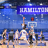 Hamilton College G/F Peter Hoffmann (30)<br /> <br /> 2/16/19 3:03:41 PM NESCAC Men's Basketball Quarterfinals:  Colby College v #10 Hamilton College at Margaret Bundy Scott Field House, Hamilton College, Clinton, NY<br /> <br /> Final:  Colby 88   Hamilton 93<br /> <br /> Photo by Josh McKee