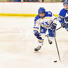 Hamilton College defender Emily Walther (7)<br /> <br /> 2/23/19 5:08:04 PM NESCAC 2019 Women's Hockey Quarterfinals:  Colby College v Hamilton College at Russell Sage Rink, Hamilton College, Clinton, NY<br /> <br /> Final:  Colby 1   Hamilton 3<br /> <br /> Photo by Josh McKee