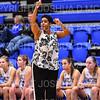 Hamilton College head coach Mahogany Green<br /> <br /> 11/28/18 8:17:31 PM Women's Basketball: Morrisville State v Hamilton College at Margaret Bundy Scott Field House, Hamilton College, Clinton, NY<br /> <br /> Final: Morrisville 60   Hamilton 91<br /> <br /> Photo by Josh McKee