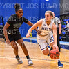 Hamilton College guard Carly O'Hern (11)<br /> <br /> 11/28/18 7:22:21 PM Women's Basketball: Morrisville State v Hamilton College at Margaret Bundy Scott Field House, Hamilton College, Clinton, NY<br /> <br /> Final: Morrisville 60   Hamilton 91<br /> <br /> Photo by Josh McKee