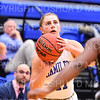 Hamilton College guard Carly O'Hern (11)<br /> <br /> 11/28/18 7:10:04 PM Women's Basketball: Morrisville State v Hamilton College at Margaret Bundy Scott Field House, Hamilton College, Clinton, NY<br /> <br /> Final: Morrisville 60   Hamilton 91<br /> <br /> Photo by Josh McKee