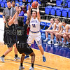 Hamilton College guard Carly O'Hern (11)<br /> <br /> 11/28/18 7:56:54 PM Women's Basketball: Morrisville State v Hamilton College at Margaret Bundy Scott Field House, Hamilton College, Clinton, NY<br /> <br /> Final: Morrisville 60   Hamilton 91<br /> <br /> Photo by Josh McKee