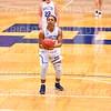 Hamilton College G/F Kayla Glemaud (15)<br /> <br /> 11/28/18 8:04:43 PM Women's Basketball: Morrisville State v Hamilton College at Margaret Bundy Scott Field House, Hamilton College, Clinton, NY<br /> <br /> Final: Morrisville 60   Hamilton 91<br /> <br /> Photo by Josh McKee