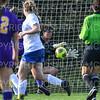 Hamilton College goalkeeper Rachel Pike (1)<br /> <br /> 9/5/18 4:53:08 PM Women's Soccer:  Williams College vs Hamilton College, at Love Field, Hamilton College, Clinton NY<br /> <br /> Final:  Williams  2   Hamilton 1<br /> <br /> Photo by Josh McKee