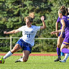 Hamilton College M Alex Fontana (11)<br /> <br /> 9/5/18 5:03:12 PM Women's Soccer:  Williams College vs Hamilton College, at Love Field, Hamilton College, Clinton NY<br /> <br /> Final:  Williams  2   Hamilton 1<br /> <br /> Photo by Josh McKee