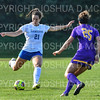 Hamilton College defender Rachel Cady (21)<br /> <br /> 9/5/18 5:05:48 PM Women's Soccer:  Williams College vs Hamilton College, at Love Field, Hamilton College, Clinton NY<br /> <br /> Final:  Williams  2   Hamilton 1<br /> <br /> Photo by Josh McKee