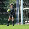 Hamilton College goalkeeper Rachel Pike (1)<br /> <br /> 9/5/18 4:40:22 PM Women's Soccer:  Williams College vs Hamilton College, at Love Field, Hamilton College, Clinton NY<br /> <br /> Final:  Williams  2   Hamilton 1<br /> <br /> Photo by Josh McKee