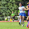 Hamilton College defender Katie McKillop (13)<br /> <br /> 9/5/18 4:31:22 PM Women's Soccer:  Williams College vs Hamilton College, at Love Field, Hamilton College, Clinton NY<br /> <br /> Final:  Williams  2   Hamilton 1<br /> <br /> Photo by Josh McKee