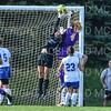 Hamilton College goalkeeper Rachel Pike (1)<br /> <br /> 9/5/18 4:57:55 PM Women's Soccer:  Williams College vs Hamilton College, at Love Field, Hamilton College, Clinton NY<br /> <br /> Final:  Williams  2   Hamilton 1<br /> <br /> Photo by Josh McKee