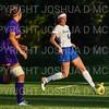 Hamilton College defender Liz Mathis (6)<br /> <br /> 9/5/18 6:15:09 PM Women's Soccer:  Williams College vs Hamilton College, at Love Field, Hamilton College, Clinton NY<br /> <br /> Final:  Williams  2   Hamilton 1<br /> <br /> Photo by Josh McKee