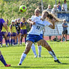 Hamilton College M Alex Fontana (11)<br /> <br /> 9/5/18 4:29:15 PM Women's Soccer:  Williams College vs Hamilton College, at Love Field, Hamilton College, Clinton NY<br /> <br /> Final:  Williams  2   Hamilton 1<br /> <br /> Photo by Josh McKee