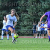 Hamilton College M Alex Fontana (11)<br /> <br /> 9/5/18 5:00:48 PM Women's Soccer:  Williams College vs Hamilton College, at Love Field, Hamilton College, Clinton NY<br /> <br /> Final:  Williams  2   Hamilton 1<br /> <br /> Photo by Josh McKee