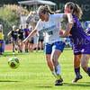 Hamilton College M Katie Tenefrancia (18)<br /> <br /> 9/5/18 4:46:46 PM Women's Soccer:  Williams College vs Hamilton College, at Love Field, Hamilton College, Clinton NY<br /> <br /> Final:  Williams  2   Hamilton 1<br /> <br /> Photo by Josh McKee