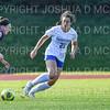 Hamilton College defender Rachel Cady (21)<br /> <br /> 9/5/18 5:08:24 PM Women's Soccer:  Williams College vs Hamilton College, at Love Field, Hamilton College, Clinton NY<br /> <br /> Final:  Williams  2   Hamilton 1<br /> <br /> Photo by Josh McKee