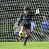 Hamilton College goalkeeper Rachel Pike (1)<br /> <br /> 9/5/18 4:38:29 PM Women's Soccer:  Williams College vs Hamilton College, at Love Field, Hamilton College, Clinton NY<br /> <br /> Final:  Williams  2   Hamilton 1<br /> <br /> Photo by Josh McKee