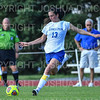Hamilton College defender Katie McKillop (13)<br /> <br /> 9/5/18 5:01:42 PM Women's Soccer:  Williams College vs Hamilton College, at Love Field, Hamilton College, Clinton NY<br /> <br /> Final:  Williams  2   Hamilton 1<br /> <br /> Photo by Josh McKee