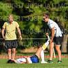 Trainer<br /> <br /> 9/5/18 5:36:37 PM Women's Soccer:  Williams College vs Hamilton College, at Love Field, Hamilton College, Clinton NY<br /> <br /> Final:  Williams  2   Hamilton 1<br /> <br /> Photo by Josh McKee