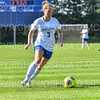 Hamilton College M Kayleigh Harris (3)<br /> <br /> 9/5/18 4:31:25 PM Women's Soccer:  Williams College vs Hamilton College, at Love Field, Hamilton College, Clinton NY<br /> <br /> Final:  Williams  2   Hamilton 1<br /> <br /> Photo by Josh McKee