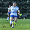 Hamilton College M Olivia Rodrigues (15)<br /> <br /> 9/5/18 5:00:51 PM Women's Soccer:  Williams College vs Hamilton College, at Love Field, Hamilton College, Clinton NY<br /> <br /> Final:  Williams  2   Hamilton 1<br /> <br /> Photo by Josh McKee