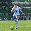 Hamilton College defender Rachel Cady (21)<br /> <br /> 9/5/18 5:05:46 PM Women's Soccer:  Williams College vs Hamilton College, at Love Field, Hamilton College, Clinton NY<br /> <br /> Final:  Williams  2   Hamilton 1<br /> <br /> Photo by Josh McKee
