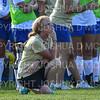 Hamilton College head coach Colette Gilligan<br /> <br /> 9/5/18 5:10:33 PM Women's Soccer:  Williams College vs Hamilton College, at Love Field, Hamilton College, Clinton NY<br /> <br /> Final:  Williams  2   Hamilton 1<br /> <br /> Photo by Josh McKee