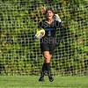 Hamilton College goalkeeper Rachel Pike (1)<br /> <br /> 9/5/18 5:30:15 PM Women's Soccer:  Williams College vs Hamilton College, at Love Field, Hamilton College, Clinton NY<br /> <br /> Final:  Williams  2   Hamilton 1<br /> <br /> Photo by Josh McKee