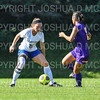 Hamilton College forward Jessie Murray (20)<br /> <br /> 9/5/18 4:30:03 PM Women's Soccer:  Williams College vs Hamilton College, at Love Field, Hamilton College, Clinton NY<br /> <br /> Final:  Williams  2   Hamilton 1<br /> <br /> Photo by Josh McKee