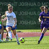 Hamilton College M Kayleigh Harris (3)<br /> <br /> 9/5/18 4:28:38 PM Women's Soccer:  Williams College vs Hamilton College, at Love Field, Hamilton College, Clinton NY<br /> <br /> Final:  Williams  2   Hamilton 1<br /> <br /> Photo by Josh McKee