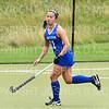 Hamilton College defender Maddie Sakheim (11)<br /> <br /> 9/7/19 10:46:44 AM Field Hockey: Bates College v (#18) Hamilton College at Goodfriend Field, Hamilton College, Clinton, NY<br /> <br /> Final:  Bates 3 (OT)  Hamilton 2<br /> <br /> Photo by Josh McKee