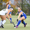 Hamilton College D/M Keeley Duran (21)<br /> <br /> 10/30/19 5:05:14 PM Field Hockey: University of Rochester v Hamilton College at Goodfriend Field, Hamilton College, Clinton, NY<br /> <br /> Final:  Rochester 1   Hamilton 3<br /> <br /> Photo by Josh McKee