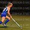 Hamilton College forward Maddie Beitler (23)<br /> <br /> 10/23/19 6:22:37 PM Field Hockey: Utica College v Hamilton College at Goodfriend Field, Hamilton College, Clinton, NY<br /> <br /> Final:  Utica 0   Hamilton 4<br /> <br /> Photo by Josh McKee