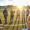 Hamilton College head coach Melissa Mariano, Team, Hamilton College assistant coach Bre Lowe<br /> <br /> 10/23/19 5:31:15 PM Field Hockey: Utica College v Hamilton College at Goodfriend Field, Hamilton College, Clinton, NY<br /> <br /> Final:  Utica 0   Hamilton 4<br /> <br /> Photo by Josh McKee