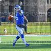 Hamilton College quarterback Kenny Gray (15)<br /> <br /> 11/9/19 1:22:11 PM Football:  Bates College v Hamilton College at Steuben Field, Hamilton College, Clinton, NY<br /> <br /> Final:  Bates 26  Hamilton 21<br /> <br /> Photo by Josh McKee