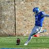 Hamilton College kicker Sam Thoreen (97)<br /> <br /> 11/9/19 1:03:00 PM Football:  Bates College v Hamilton College at Steuben Field, Hamilton College, Clinton, NY<br /> <br /> Final:  Bates 26  Hamilton 21<br /> <br /> Photo by Josh McKee