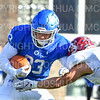 Hamilton College wide receiver Connor Cates (83)<br /> <br /> 11/9/19 1:25:31 PM Football:  Bates College v Hamilton College at Steuben Field, Hamilton College, Clinton, NY<br /> <br /> Final:  Bates 26  Hamilton 21<br /> <br /> Photo by Josh McKee